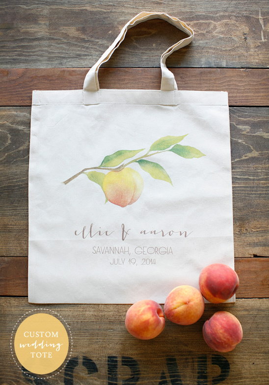 Peach Wedding Ideas + Wedding Chicks Sale