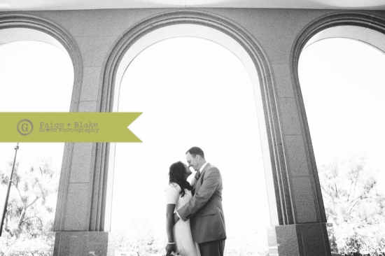 Newport Beach LDS Temple Wedding