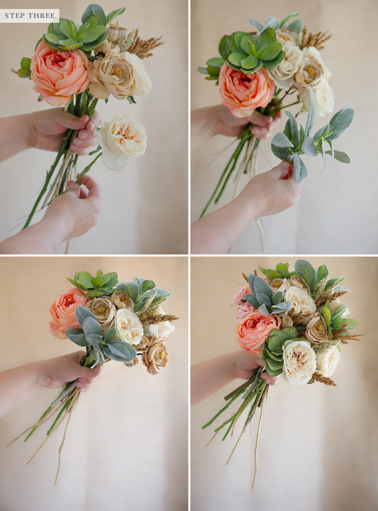 how do you make a fake wedding cake how to make a flower bridal bouquet 15389