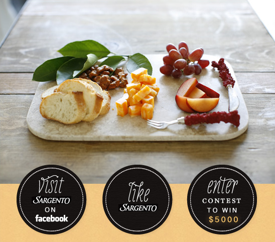 Win $5000 From Sargento