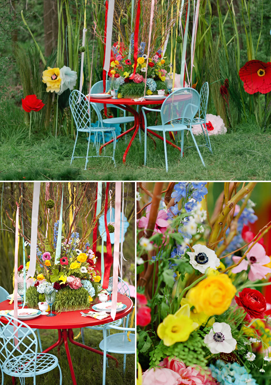 Whimsical Garden Wedding Ideas