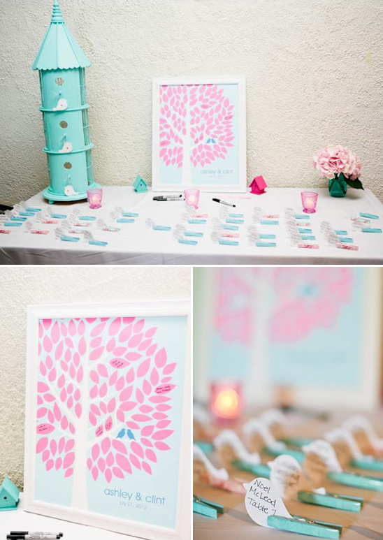 And Pink Wedding Ideas