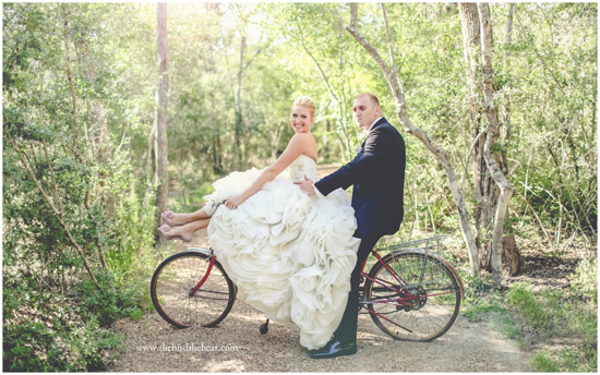 7f Lodge Wedding in College Station, TX