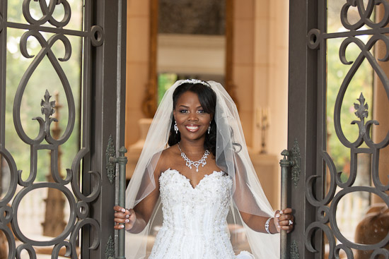 Houston Mansion Bridal Portraits