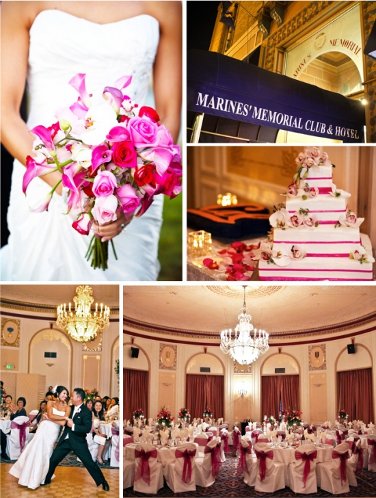I Do Venues: Marines' Memorial Club Refined Elegance