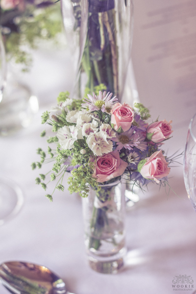 Pastel Coloured UK Wedding