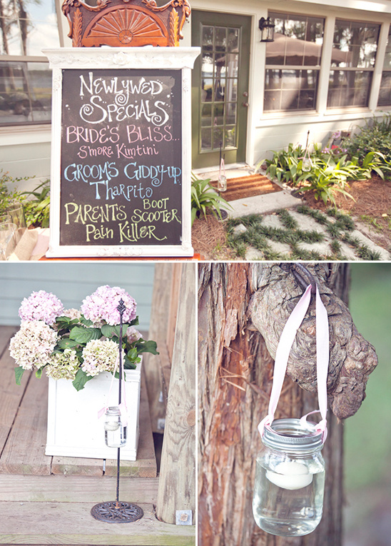 Rustic wedding reception ideas for Country wedding reception decorations