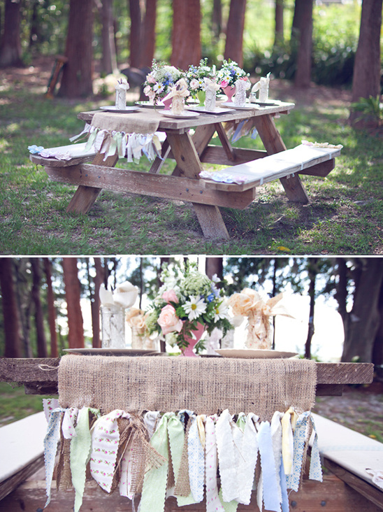 Rustic Wedding Reception Ideas