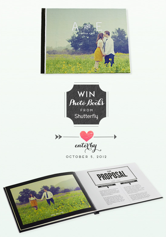 Win Photo Books From Shutterfly