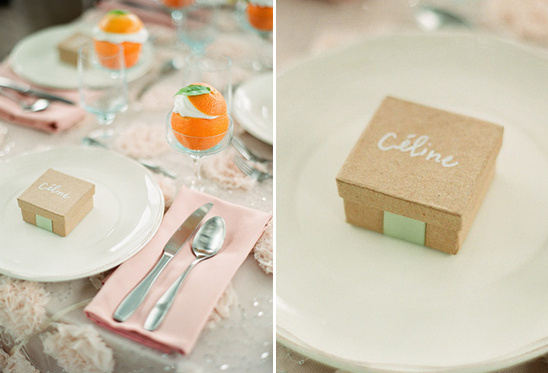 Parisian Wedding Ideas