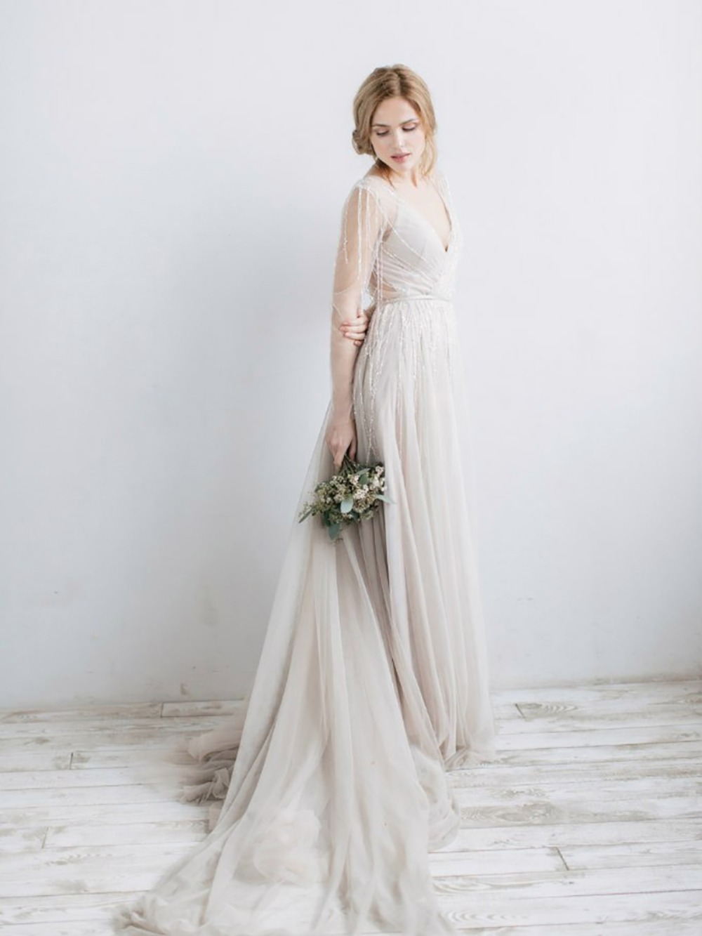 Trending - 12 Dreamy Wedding Dresses On Etsy