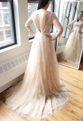 6818157491b3 12 Dreamy Wedding Dresses On Etsy WeekendWeddingDress