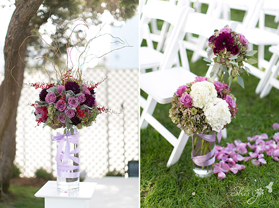 the victorian santa monica fall wedding