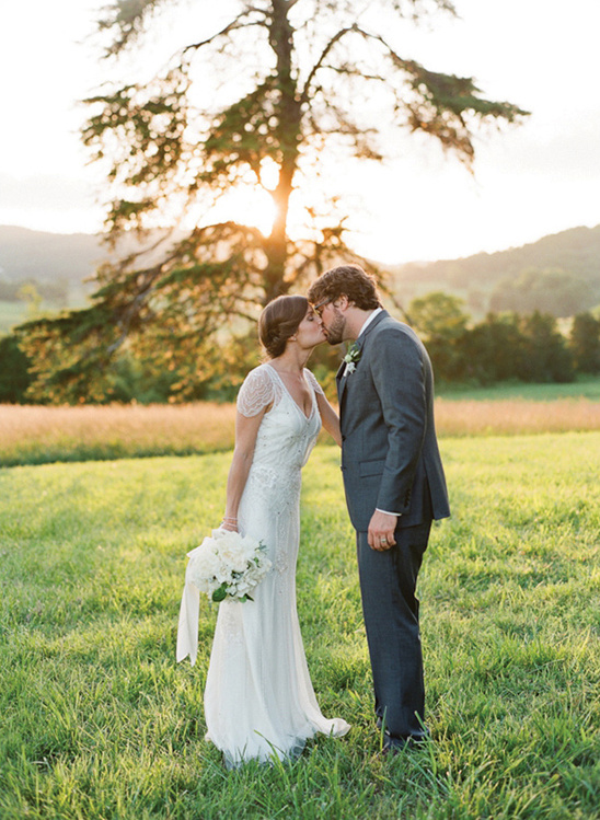 Charlottesville Vineyard Wedding