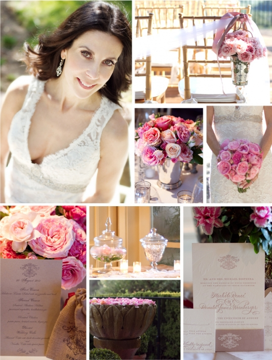I Do Venues: Auberge du Soleil Roses Are Pink