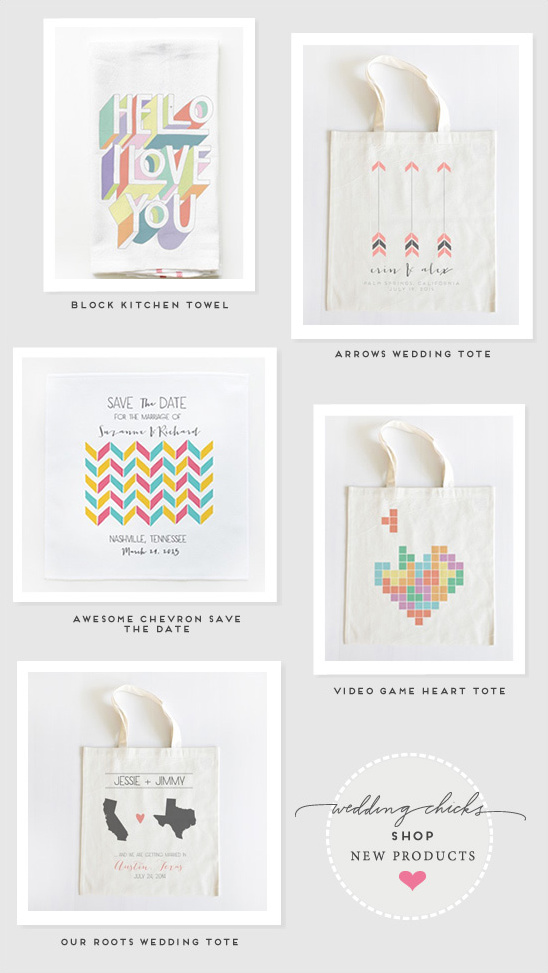 Hooray! Wedding Hankies On Sale