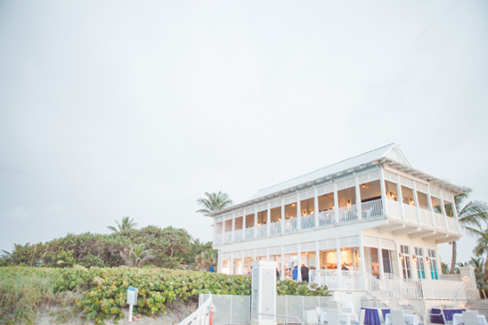 Tiffany Blue Beach Wedding