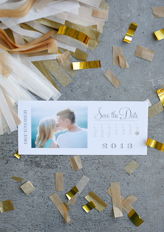 2013 Photo Save the Date Calendar Cards Free Download