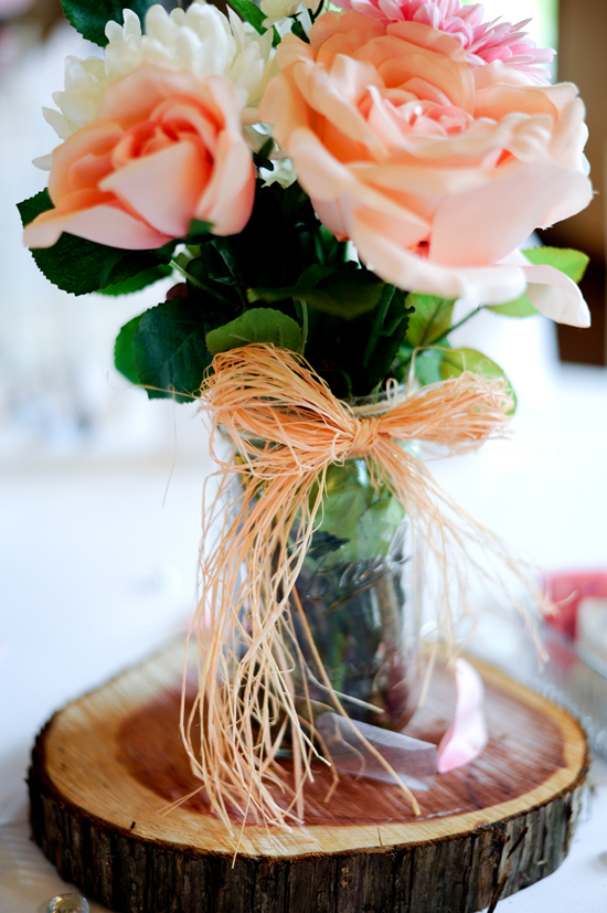 Blush Wedding Reception Inspiration