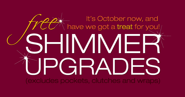 Free Shimmer Paper Upgrades from The Green Kangaroo