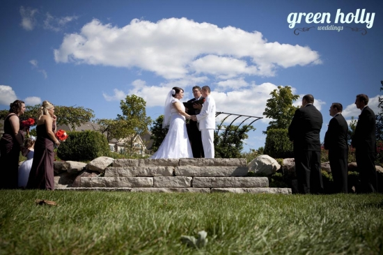 Wedding Photographer Macomb George George Park