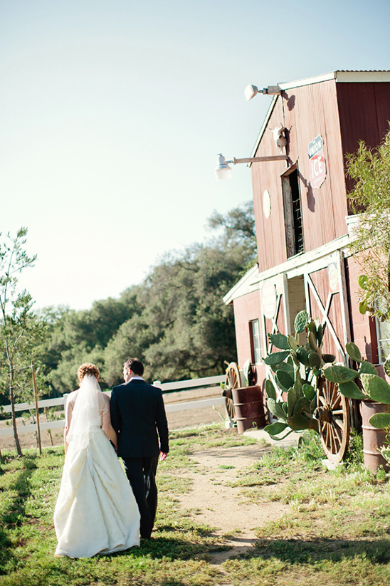 Elegant Condor's Nest Ranch Wedding