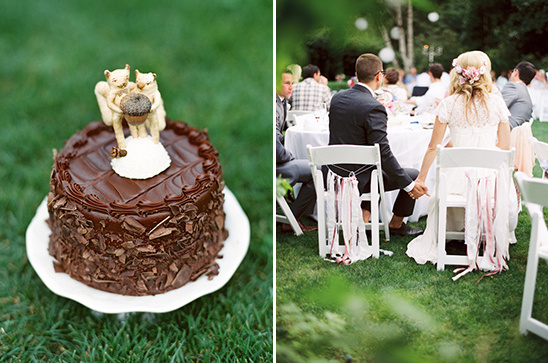 A French Countryside Picnic Wedding