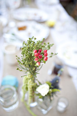 Intimate And Eclectic Northern California Wedding