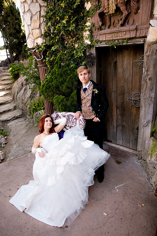 Los angeles medieval wedding ideas junglespirit Choice Image
