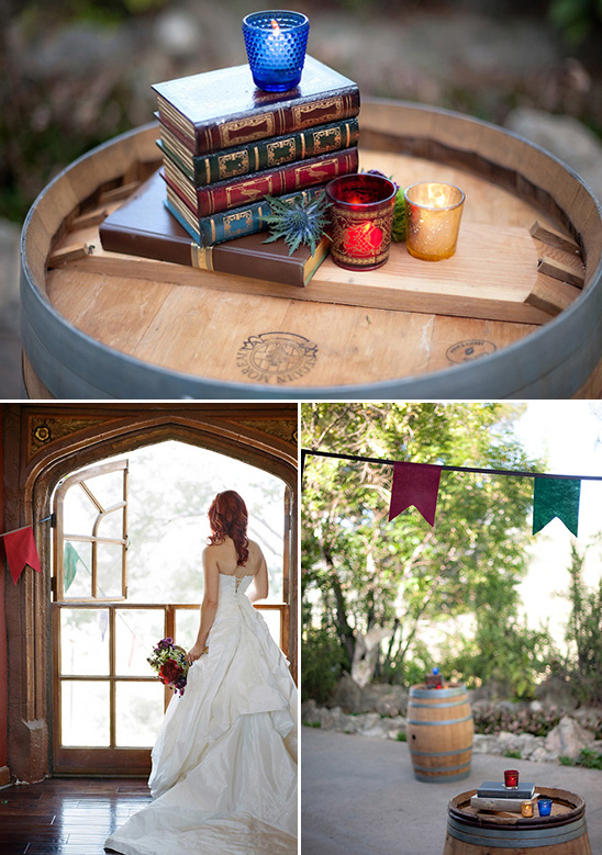 Los Angeles Medieval Wedding Ideas