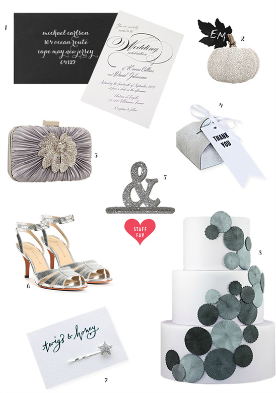 Silver Wedding Ideas