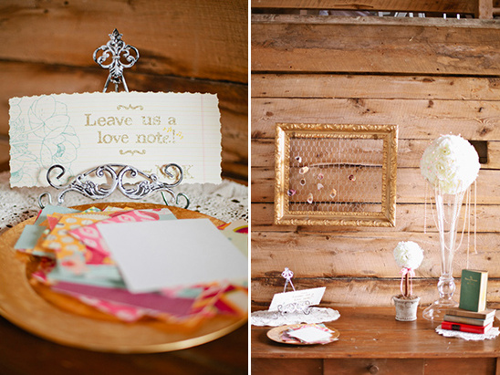Elegant and Glamorous Barn Wedding