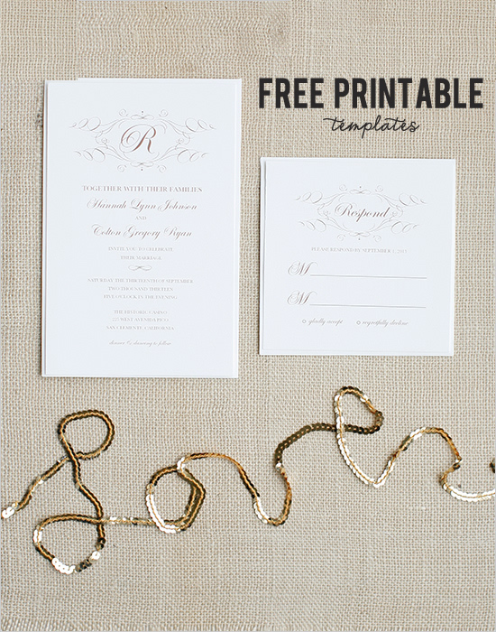 blog  free wedding templates, wedding cards