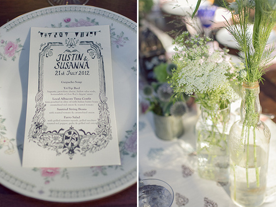 Intimate Bohemian Wedding