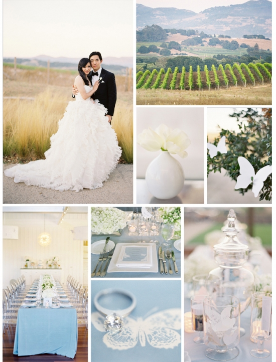 I Do Venues: Carneros Inn A Dream Team Wedding