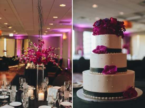A Chicago Nightlife Inspired Wedding