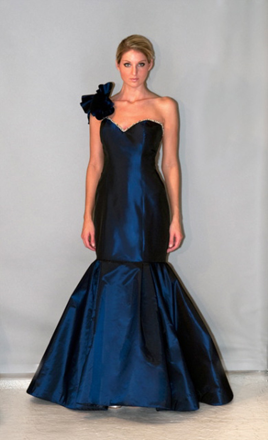 Blue - Eugenia Couture