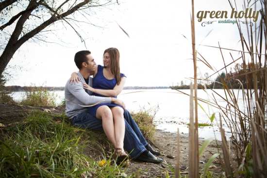 Engagement Photos Stony Creek Metropark