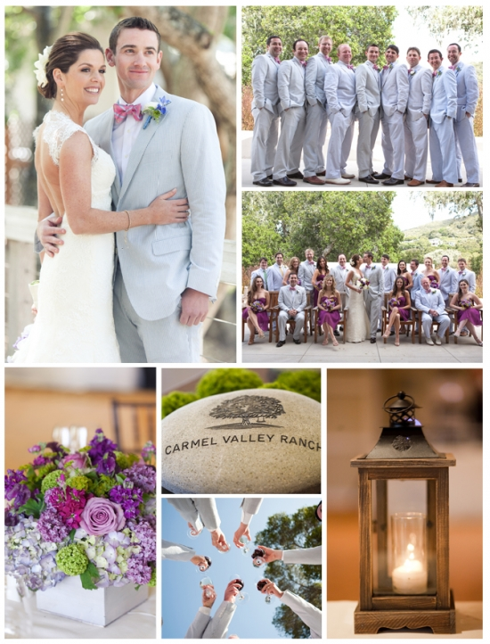 I Do Venues: Carmel Valley Ranch Country Couture