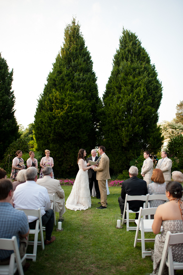 Outdoor wedding venues in Georgia