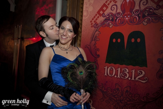 Halloween Wedding Metro Detroit MI