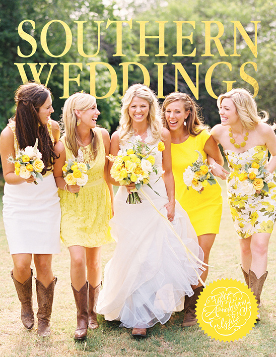Biggest Wedding Issue From Southern Weddings Magazine