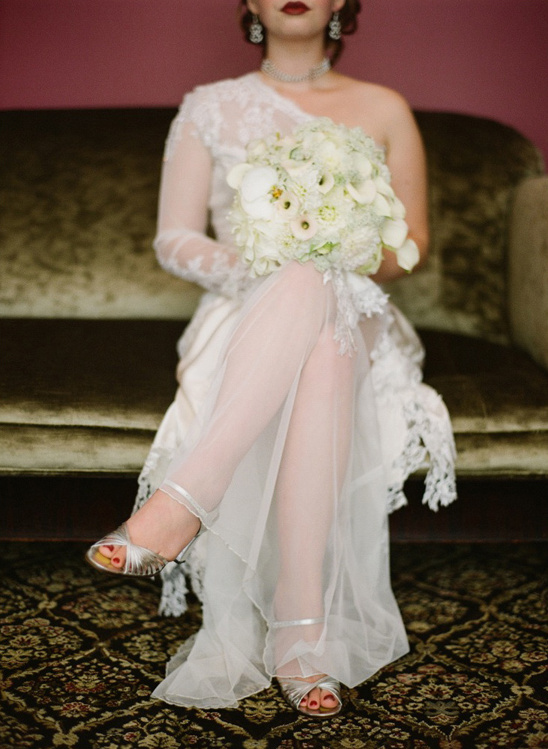 Great Gatsby Bridal Ideas