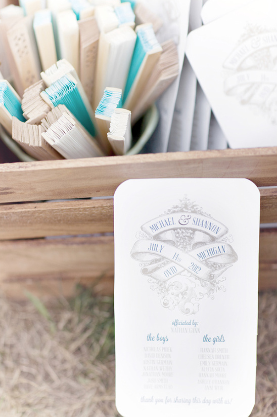 Vintage DIY Backyard Wedding