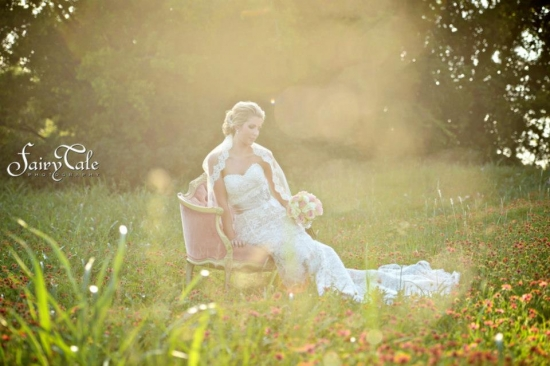 Vintage Bridal Session at Adriatica by Fairy Tale Photography