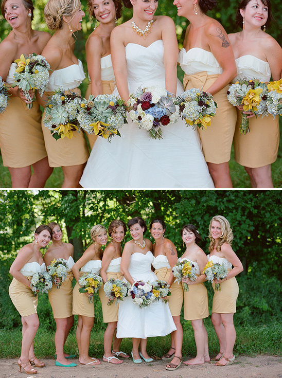 Wisconsin Vintage Glam Wedding