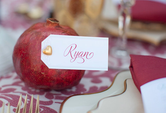 Love Inspired Red And Gold Holiday Ideas