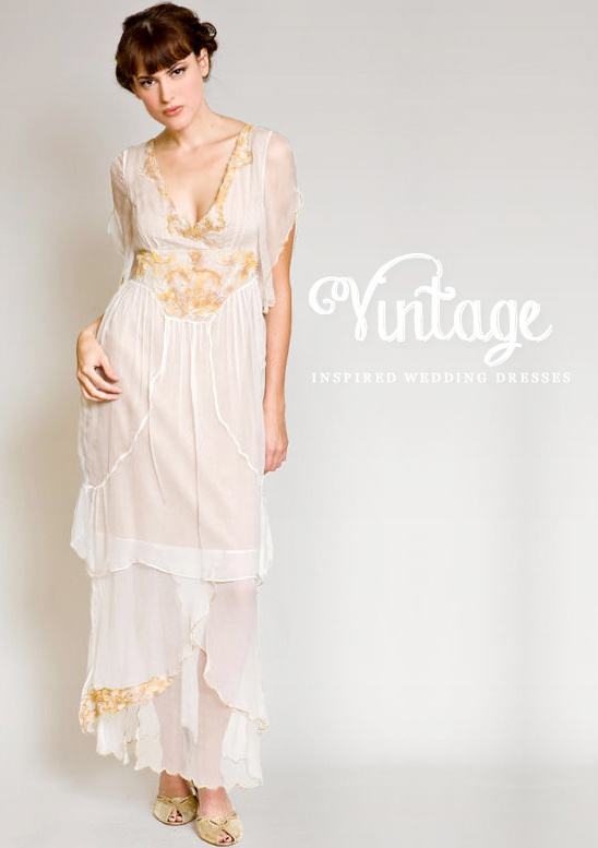 Vintage Inspired Wedding Dresses By The Wardrobe Shop