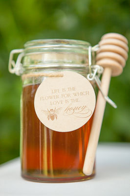 Honey Inspired Wedding Ideas