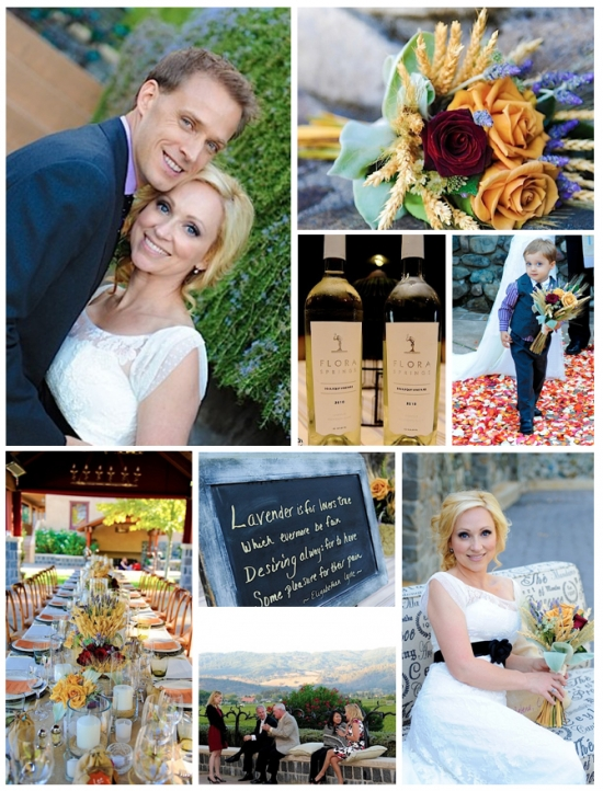 I Do Venues: Flora Springs Winery Harvest Celebration